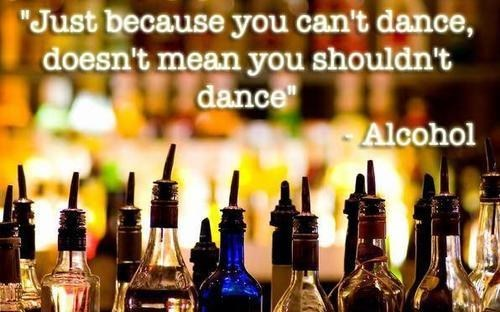 dancing alcohol drunk favorite song - 7022961920