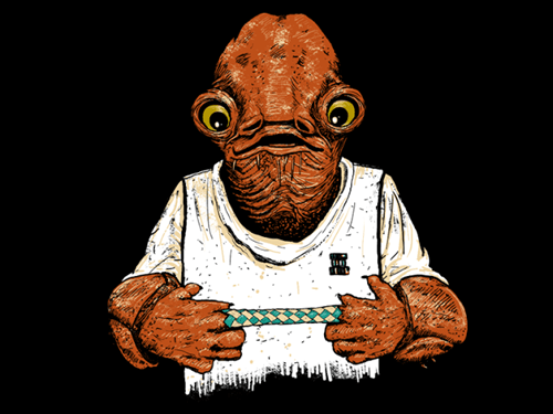 trap chinese finger trap admiral ackbar double meaning