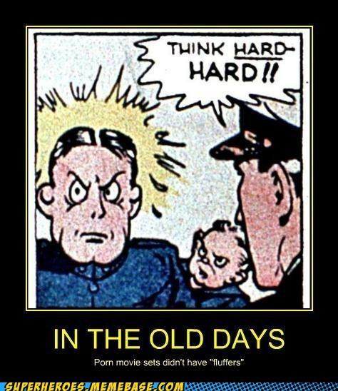 hard old days fluffer pr0n