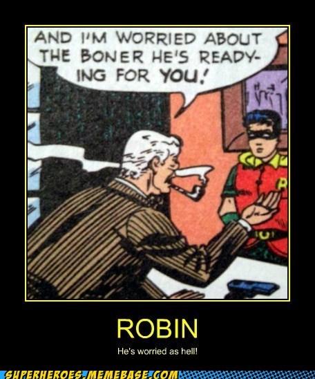 wtf robin no no tubes batman - 7023256320