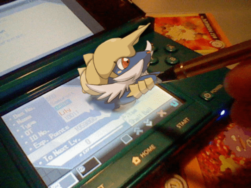 IRL gaming 3DS nintendo - 7023367424