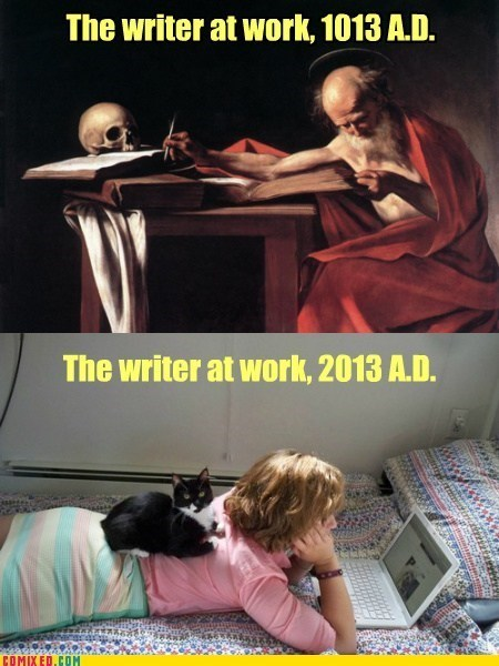 writers,internet,millennium,Cats
