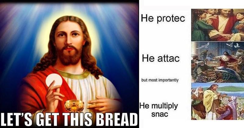 dank christian memes about god and satan