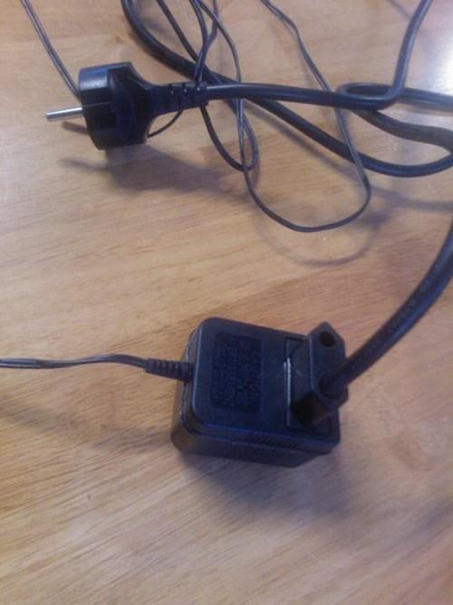 plug cord rewired - 7025054976