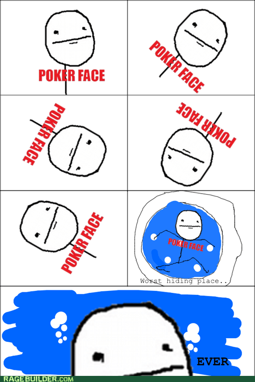 water poker face hide and seek pool - 7025653760