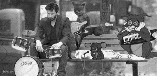 keanu reeves,Tom and Jerry,Cats