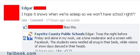 snow day snow public school failbook g rated - 7026478080