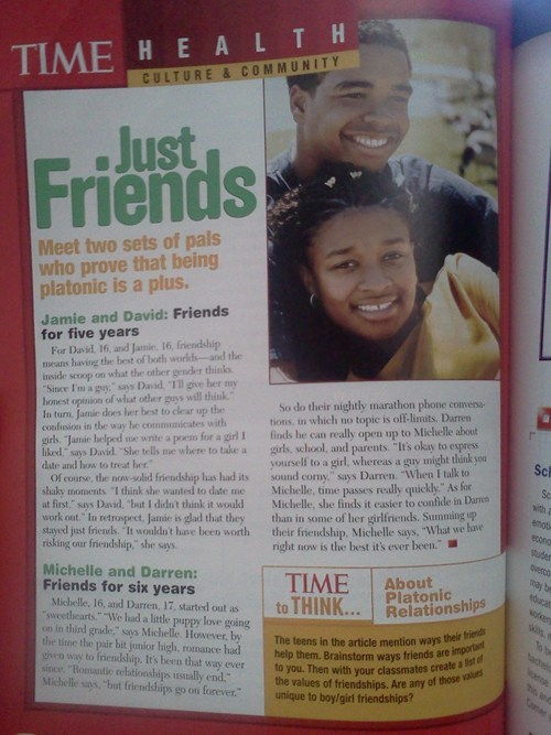 just friends friend zoned magazines - 7026568704