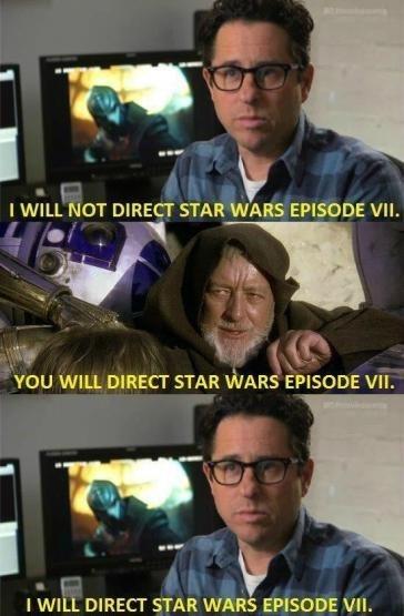 obi-wan kenobi,star wars,directing,j-j-abrams,episode 7