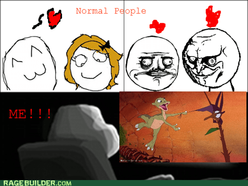 forever alone The Land Before Time me gusta normal people love - 7026845184