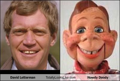 TLL howdy doody puppet David Letterman - 7027313664