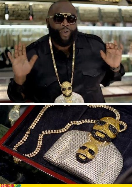 yo dawg,chains,rick ross