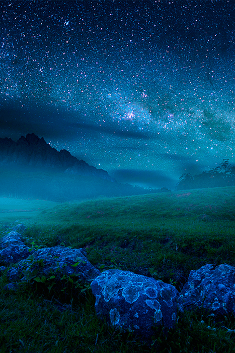 landscape stars pretty colors night destination WIN! g rated - 7027728384