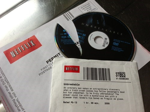 unbreakable disc netflix irony break fail nation g rated - 7027742208
