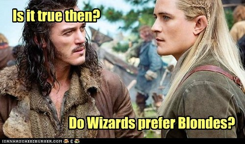 legolas Lord of the Rings blondes orlando bloom wizards - 7027778304