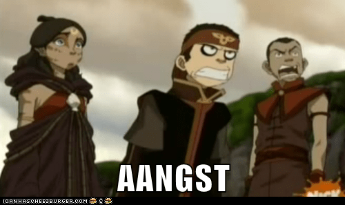 aang Avatar the Last Airbender puns cartoons - 7029807360
