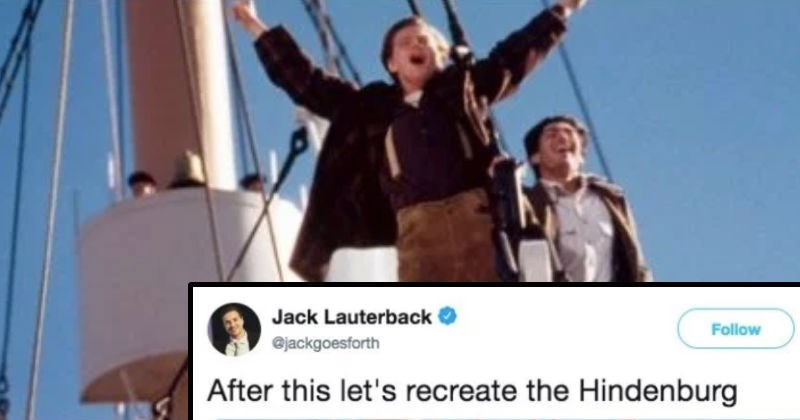 titanic twitter the internets ridiculous reaction stupid boats - 7030021