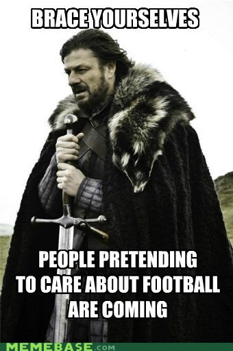 super bowl,brace yourselves,football
