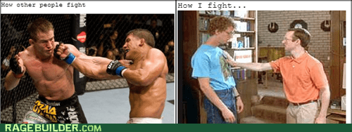 mma ufc eye of the tiger napoleon dynamite fighting - 7032494848