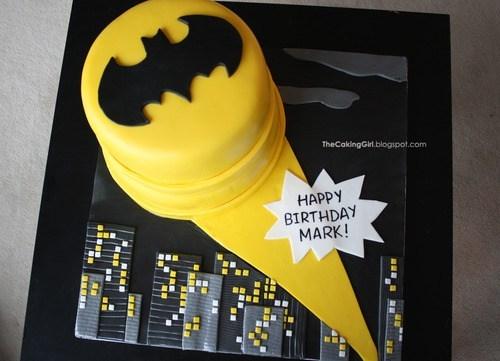 cake superheroes batman - 7032966912