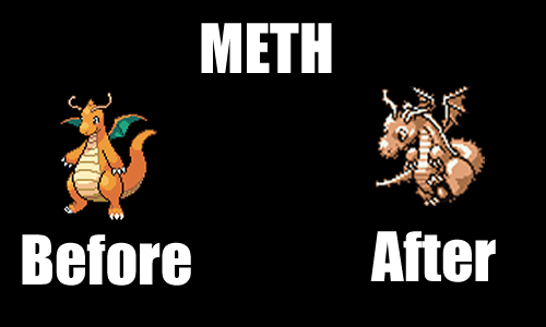 Not Even Once meth dragonite - 7033193984