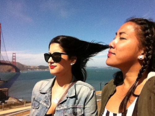 hair wind fresh air