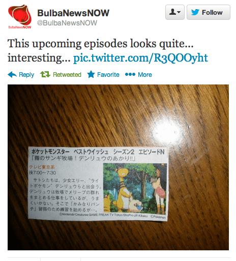 twitter anime episodes Pokemon X - 7035073536