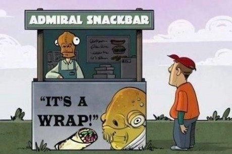 star wars wraps admiral ackbar business - 7035287296