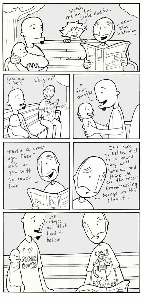 growing up comics lunar baboon webcomics - 7035430144