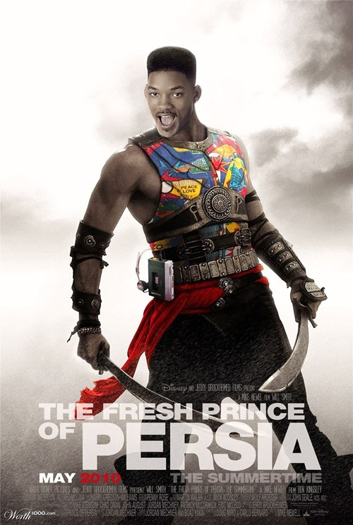 shoop poster Movie actor fake the fresh prince of bel-air will smith funny - 7035490560