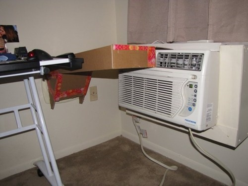 Challenge Accepted ac air conditioner - 7035570176