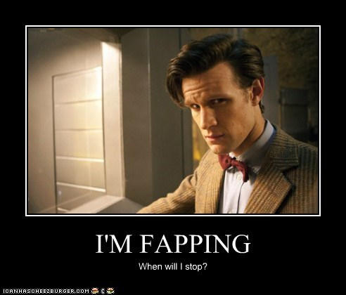 I'M FAPPING