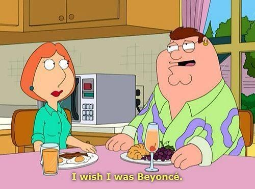 family guy animation beyoncé fox TV funny - 7035671808