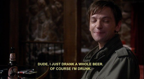 beer,garth,Supernatural,whole beer