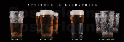 perfectionist,optimist,alcohol,pessimist,attitude,materialist