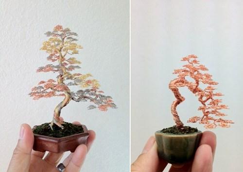 art design Bonsai