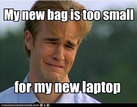 First bag problems