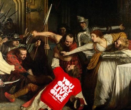 yolo Battle attack shirt kill - 7035892224