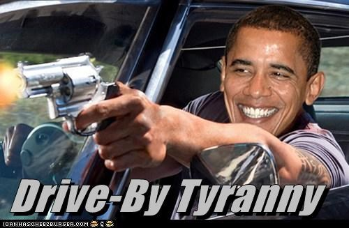 Drive-By Tyranny
