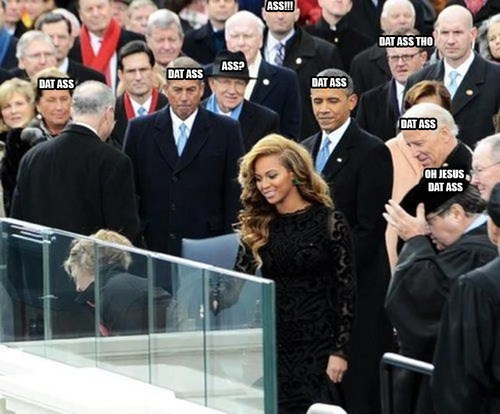 beyoncé barack obama dat ass - 7035926784