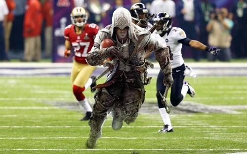 touchdown assassins creed football blackout - 7035929856
