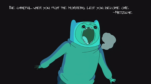 quotes Fan Art adventure time - 7036397568