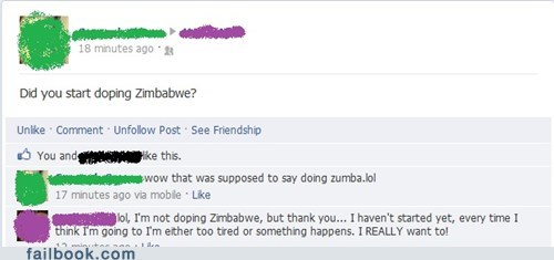 zimbabwe,Lance Armstrong,Zumba