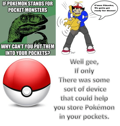 pokeball pocket monsters logic - 7038138112