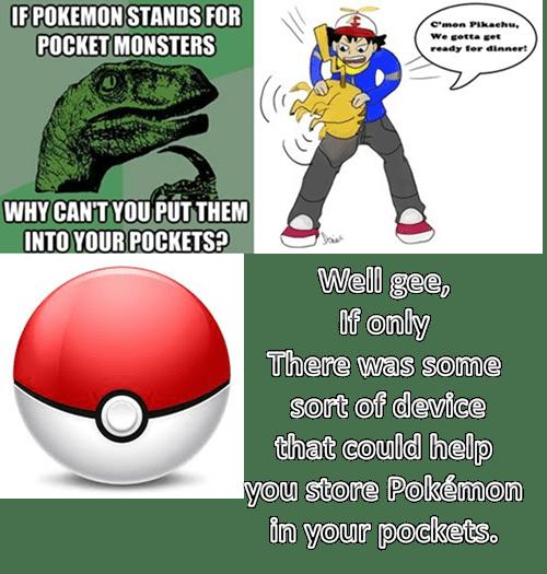 pokeball pocket monsters logic - 7038138112