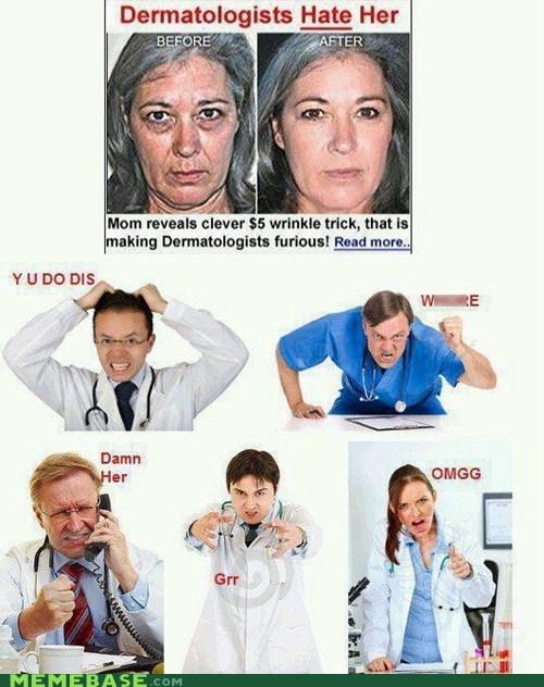 dermatology ads doctors - 7038413056