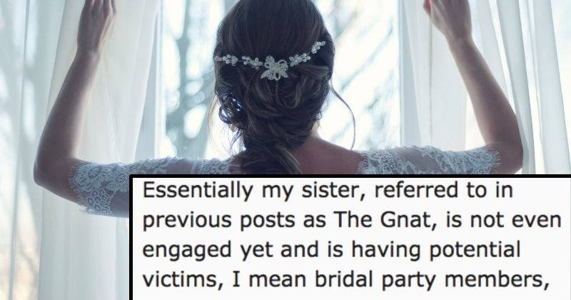 girl who is not even engaged yet already engages in risky bridezilla behavior