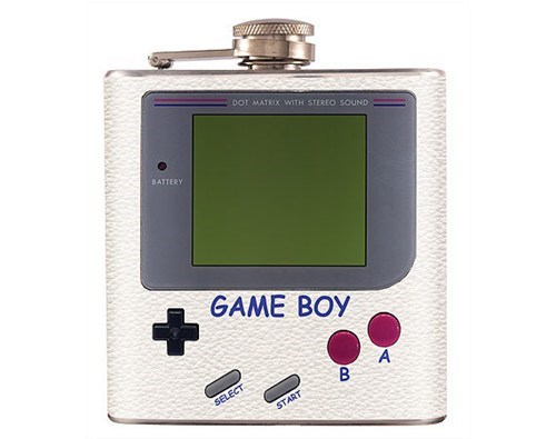 games,drinking,sloshed swag,game boy