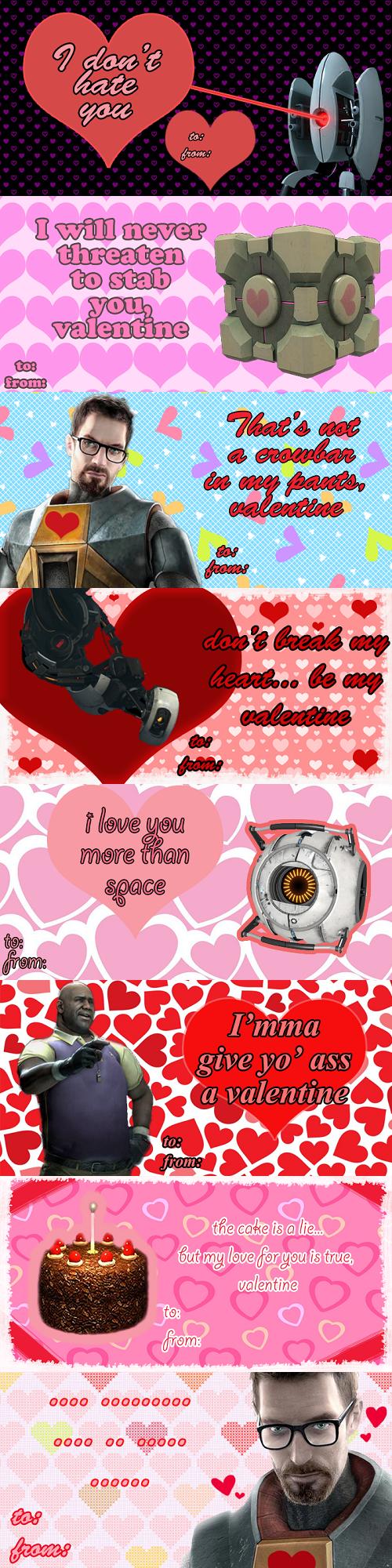 valve Valentines day - 7039109376