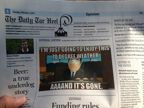 and-its-gone,headline,memes IRL,newspaper
